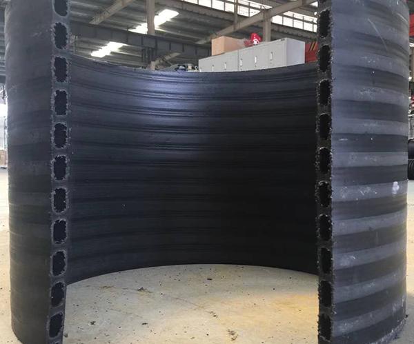 濮阳HDPE双平壁缠绕管