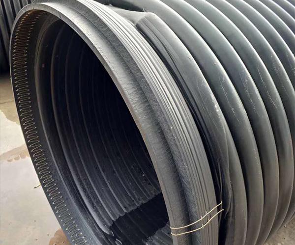 鹤壁HDPE增强结构壁缠绕管