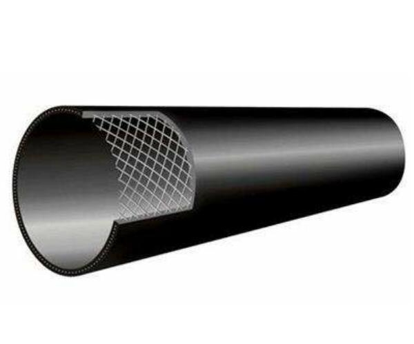 鹤壁钢丝骨架聚乙烯复合管