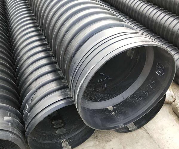 承插式钢带缠绕管