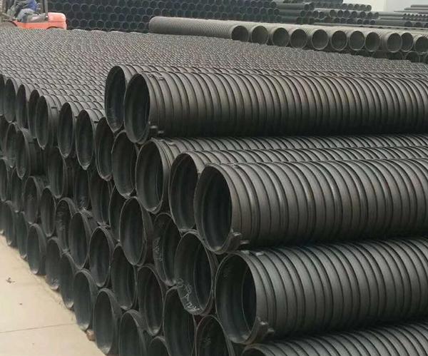 林州塑钢缠绕管