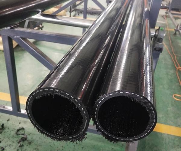 林州PE孔网钢带复合管