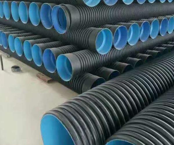 林州HDPE双壁波纹管